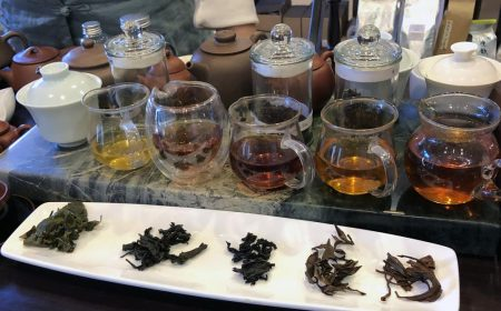 oolong thee selectie
